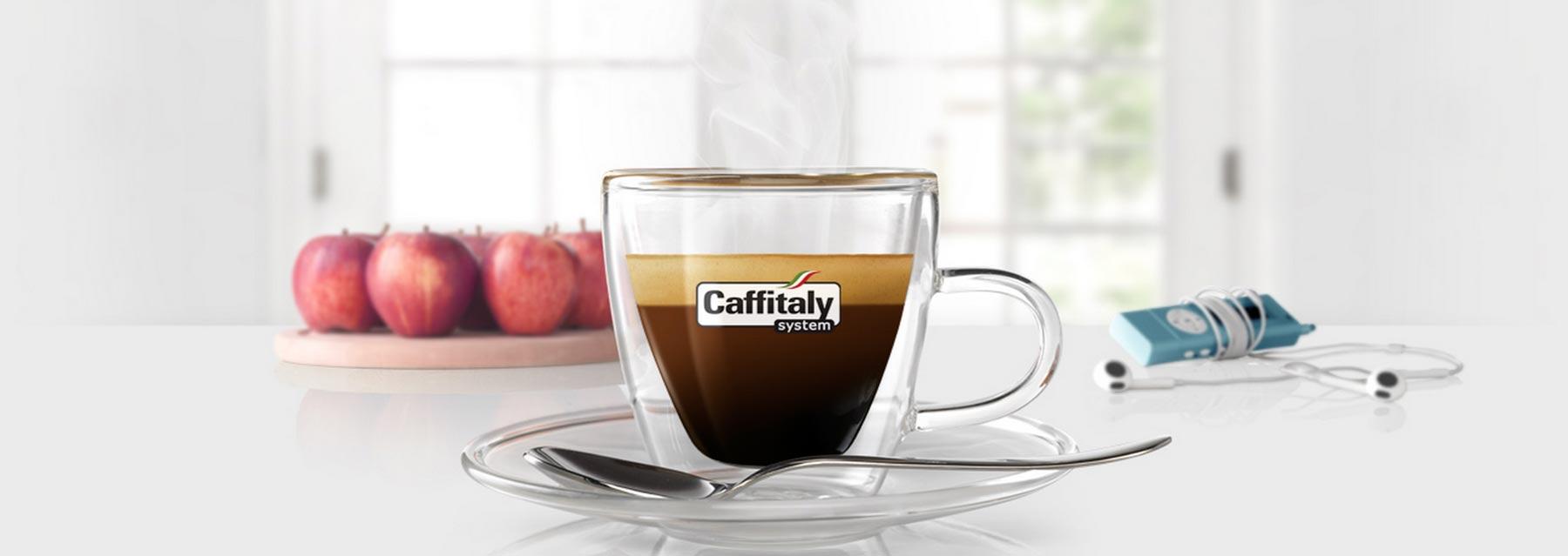 Immagine caffè realizzato con sistema caffitaly